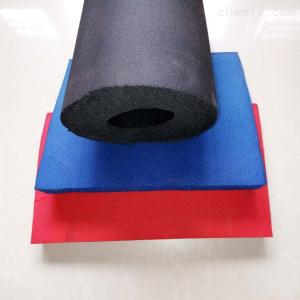 橡塑保温管尺寸规格制造厂家