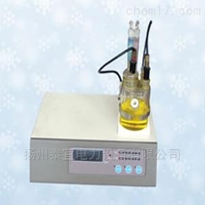 TYWS-3 微量水分測試儀