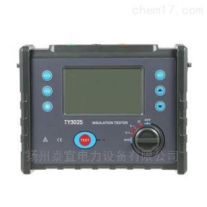TY3025 数字绝缘电阻测试仪