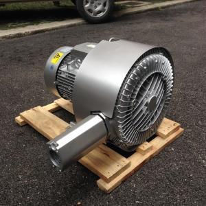 RH-720-4  5.5KW 双叶轮旋涡气泵.双段式高压风机