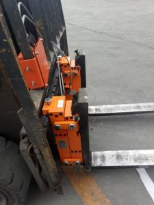 JH 2000kg合力叉车电子秤-叉车加装秤重系统