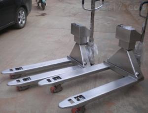 SCS-JB SCS-JB型不锈钢叉车秤-叉车称