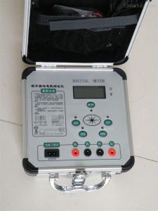 数字接地电阻快速测试仪
