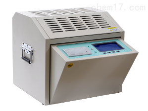 ZSJY-80D全自动绝缘油介电强度测试仪(单杯)
