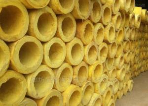 管道用玻璃棉管 管道保温用离心玻璃棉管壳规格