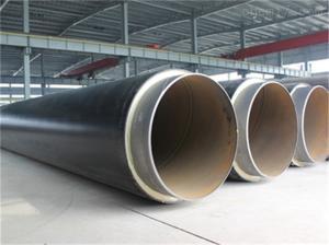直埋式聚乙烯预制保温管规格参数