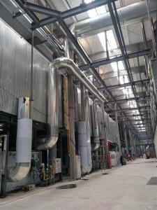 绥化市工业设备及管道保温效果的测试与评价