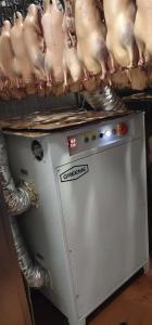 GMR-1000 烤鴨專用轉輪除濕機
