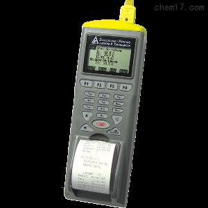 台湾衡欣AZ9882热电偶测温仪记录印表机