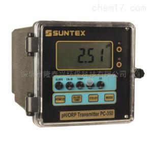 SUNTEX PC-350 PH计 上泰PH计, 台湾ph在线酸度计