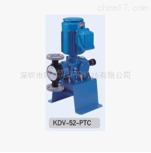 韩国千世KEMPION-KDV系列计量泵/KDV-22H