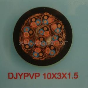 DJFPFP-2*2*1.0高温计算机电缆