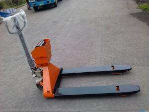 YCS-3T 物流公司用3吨电子叉车秤