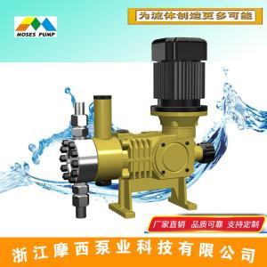 JYM1.6液压隔膜泵 计量泵变频防爆不锈钢