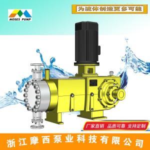 RT液压隔膜计量泵