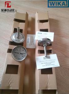德国威卡WIKA压力表传感器压力变送器温度计