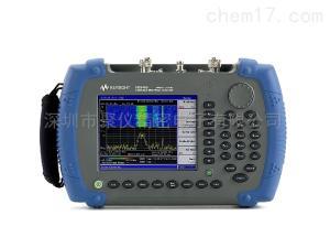 安捷倫N9340B手持式射頻頻譜分析儀