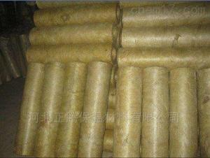 岩棉管高温设备岩棉保温管