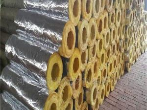 销售玻璃棉管壳 铝箔玻璃保温棉管