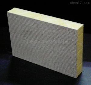 巖棉復合保溫板 憎水外墻巖棉復合板