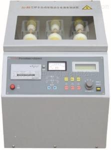 江蘇全自動絕緣油介電強度測試儀