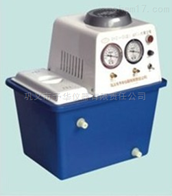 SHZ-D(III) 不锈钢双表双抽循环水真空泵厂家热销