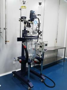 防爆双层玻璃反应釜予华仪器生产正品包邮