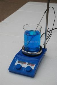 RG-18 平板型磁力搅拌器 数显控温