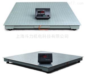 2吨电子地磅(连接电脑功能)