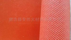 齊全 硅膠防火布 耐高溫耐酸堿0.5mm-2.0mm厚度