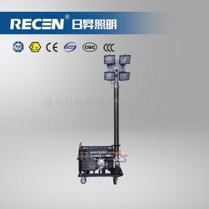 SFD6000A全方位自动升降工作灯,发电机灯