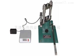 公路巖石儀器、SD-1型數顯巖石點荷載儀