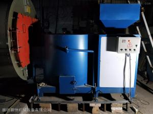 永修县锯末颗粒燃烧机造纸厂使用