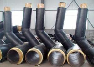 地埋鋼套鋼防腐直埋蒸汽保溫管產品介紹