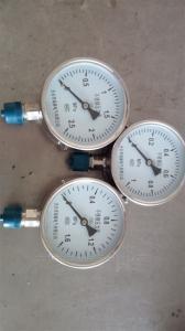 Y-100B壓力表 Y-100B-Z不銹鋼壓力表
