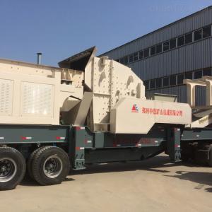 甘肃兰州建筑垃圾再生利用处理设备产量型号