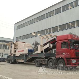 荆州建筑垃圾资源化有补贴吗 破碎+筛分88万