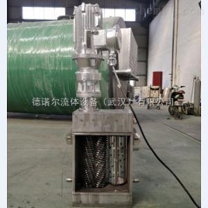 DNRP 高流量大功率 粉碎型格栅 设备型号