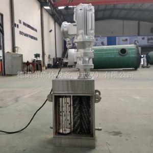 DNRP 地埋式雨水 单鼓 粉碎性格栅机设备型号