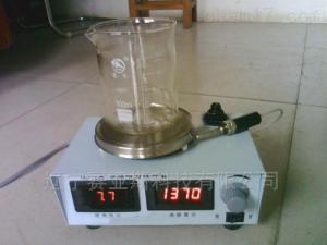 85-2A 雙數顯恒溫磁力攪拌器