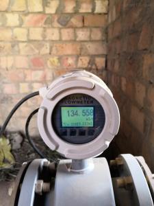 酸性液體流量計