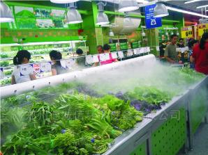 中小型果蔬展台增湿器
