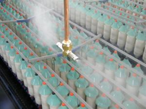 纺织厂络筒车间加湿器