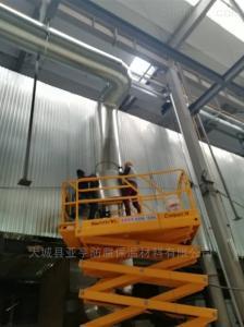 铁皮 施工队 沈阳管道保温施工公司