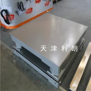 SCS5T 天津鋼卷秤銷售5噸加厚型緩沖電子秤