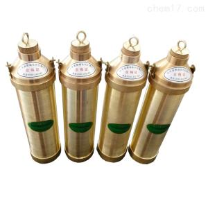 YX型 銅材質的2000ml可卸式石油液體取樣器