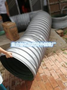 Ø280*3200耐高溫通風風機軟連接