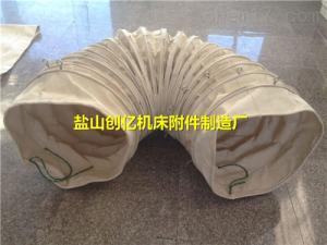 水泥灌装车耐磨帆布输送布袋