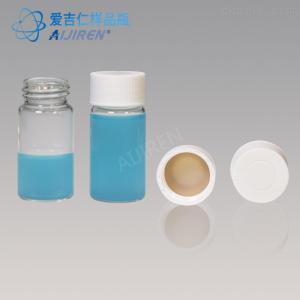 20ml 透明/棕色螺旋口存储瓶 V2017/V2027