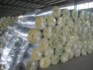 岩棉保温毡 管道保温 岩棉毡储存方式